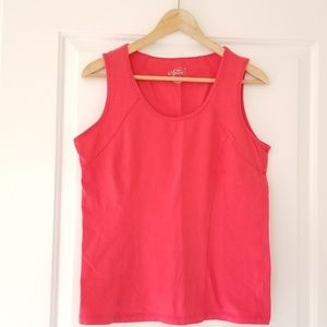 New Style & Co Sports Active Tank Top Size Medium